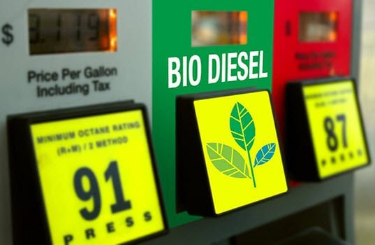 Biodiesel The AlternativeChoice for Fleets