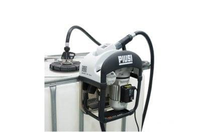 Piusi USA Unveils the Piusi Three25 DEF Tote Pump Kit