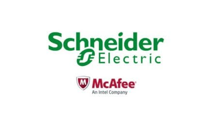 Schneider Electric Expands Cybersecurity Capabilities by Partnering with McAfee