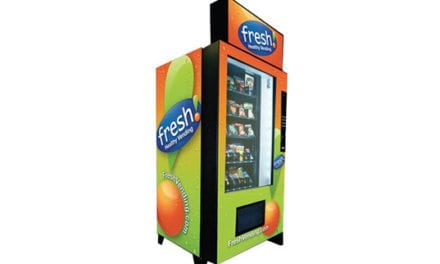 Fresh Healthy Vending International, Inc. Reports March Sales of 96 Healthy Vending Machines