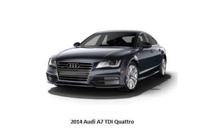 Clean Diesel Cars Garner 5 of the Top 10 Rankings On AAA's 2014 Green Car Guide
