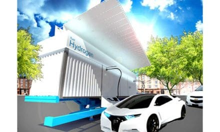Students Win International Hydrogen Competition with Fueling Station Design