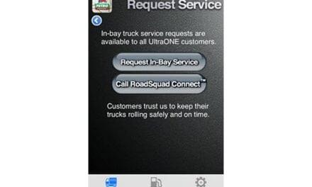TravelCenters of America Releases TruckSmart® Mobile App Update
