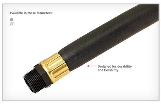 Complete Line of DEF Dispensing Products Includes Curb Pump Hose