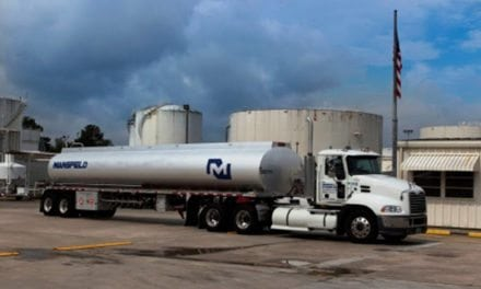 Ryder Natural Gas Vehicles Touchdown in Georgia, Bringing Sustainable Solutions to Mansfield, the Nation's Largest Provider of Delivered Transportation Fuels