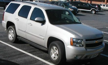 NACS: More Evidence for Increasing SUV Sales