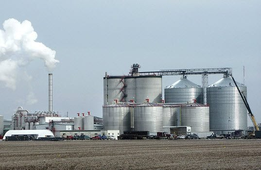 Extreme Winter Weather in Texas Reduced Fuel Ethanol Production