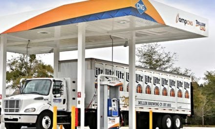 amp Trillium Opens 2 New Public-Access CNG Stations for Long-Haul Trucks in Texas