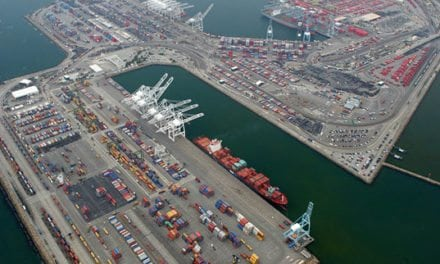 "Clean Diesel Power a Key Component in Long Beach's ""Greenest Port in the World"" Accomplishments"