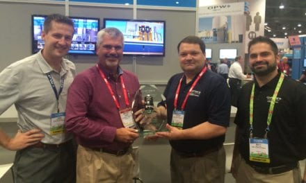 OPW Honors Michael Zubel of Landmark Industries with the  OPW Collaborative Product Improvement Award