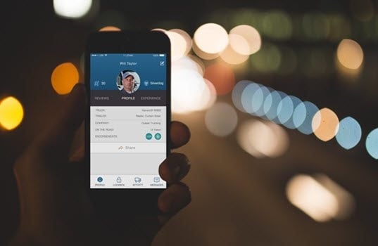 TruckerLine App Seeks to Make it Easier for Fleets and Shippers to Hire Drivers