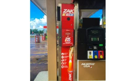 ZAK® Fuel Additive – The Official Fuel Additive of NASCAR®, is Now Available at the Gas Pump