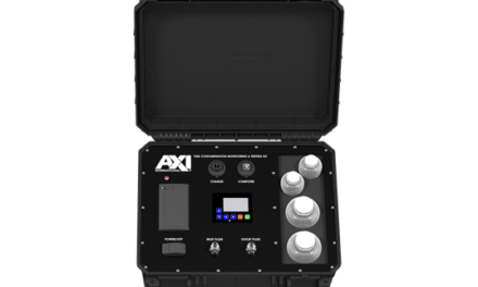 AXI International Unveils Portable Laser-Powered Particle Counter for Instant Fuel Diagnosis