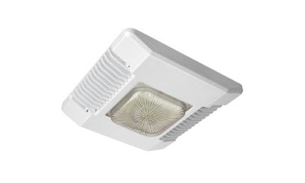 Next-Generation Cree CPY LED Canopy Luminaire Delivers Category-Leading Efficiency