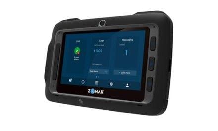 Zonar Connect Fleet Management Technology