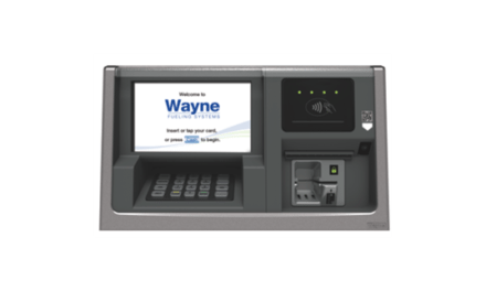 The Wayne iX PayTM Secure Payment Terminal for EMV®-Compliance Now Available