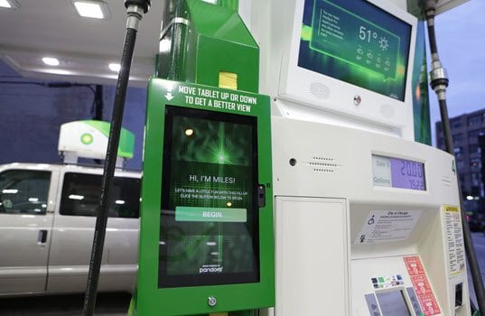"BP Unveils ""Personality Pumps"" at U.S. Retail Stations"