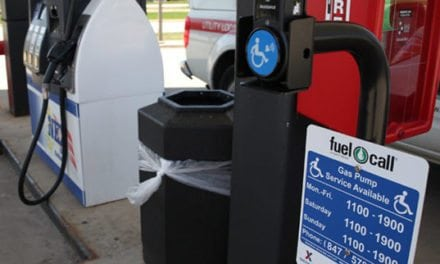 FuelCall™ Gas Station Access Simplifies Refueling for Drivers with Disabilities