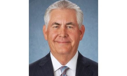 Rex Tillerson to Retire, Darren Woods Elected Chairman, CEO of Exxon Mobil Corporation
