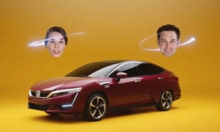 Honda Looks Toward Tomorrow with 2017 Clarity Fuel Cell Marketing Campaign
