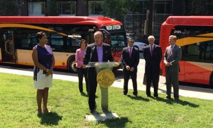 D.C. Government Awards New Flyer a Contract for 26 Clean Diesel Buses