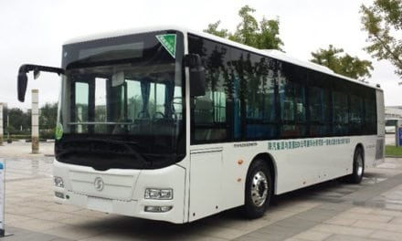 Efficient Drivetrains, Inc. (EDI) Receives Bus Production Order for its EDI PowerDrive™ 6000 System