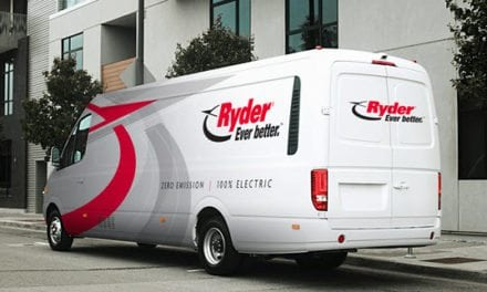 Ryder Places First Medium-Duty Electric Vehicle Order with Chanje Energy and Begins to Roll Out Charging Stations