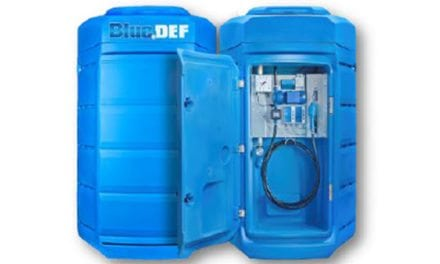 New BlueDEF Storage and Dispensing Equipment