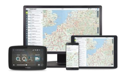 TomTom Telematics Launches Next Generation Fleet Management