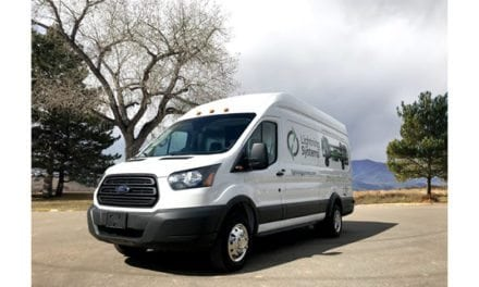 Lightning Systems Rolls Out New All-Electric Ford Transit on Schedule at The Work Truck Show, Announces Fuel Cell Version