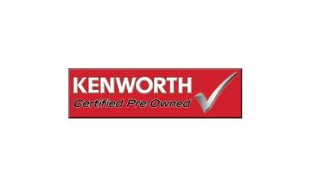 Kenworth Debuts New Certified Pre-Owned Truck Website