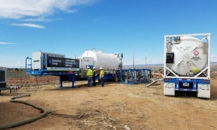 CenterPoint Energy Mobile Energy Solutions® Provides Uninterrupted Natural Gas Service to New Mexico Customers