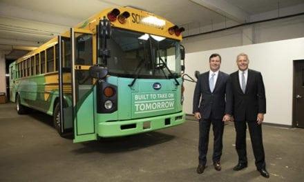 Blue Bird School Bus Event Draws School District Decision Makers, Elected Officials