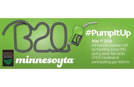 Minnesota Reshapes Energy Landscape with Shift to Statewide B20