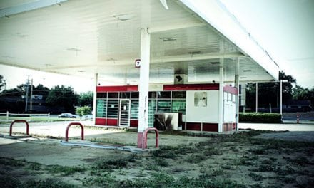 The Collapse in Alternate Land Use for Retail Gasoline Stations