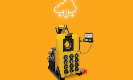 Continental Introduces Intelligent, Cloud-Based Crimper Controller for Hydraulic, Industrial Hose Markets