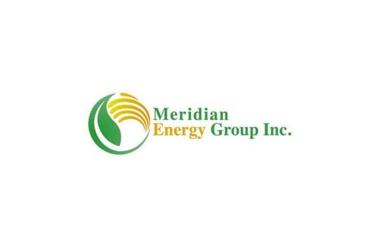 Meridian Energy Group, Inc. Receives Permit to Construct for the Davis Refinery