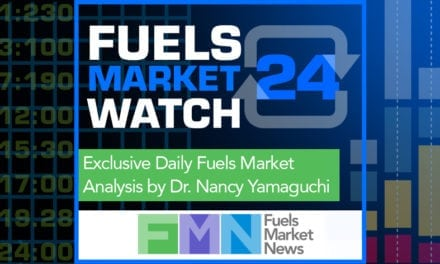 Fuels Market Watch 24, August 14th Edition