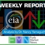 EIA Gasoline and Diesel Retail Prices Update, Jan. 20, 2021 Analysis by Dr. Nancy Yamaguchi