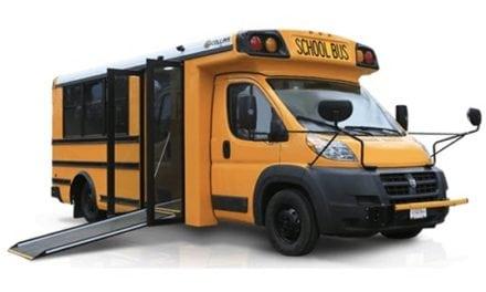 Collins Bus Announces Full Production for New Low-Floor School Bus