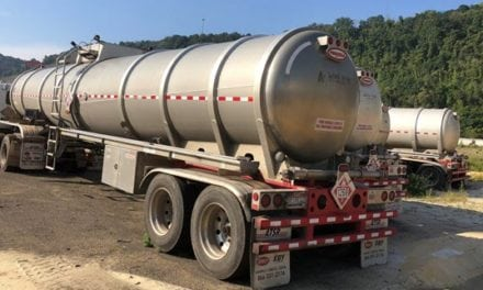 Late-Model Tractor Truck and Tank Trailer Fleet Up For Sale