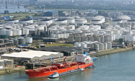 EIA: East Coast Refiners Receiving More Domestic Crude Oil from Gulf Coast by Tanker and Barge