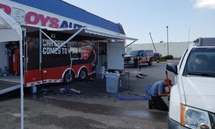 New Pep Boys Mobile Crew Offers Repair and Maintenance Services On-Location