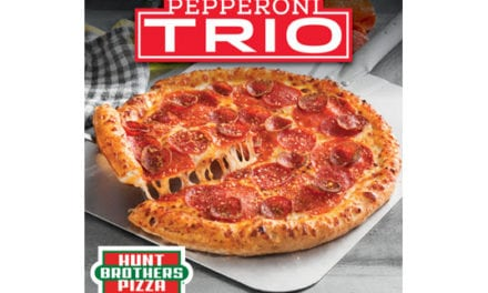 Hunt Brothers® Pizza Launches Pepperoni Trio