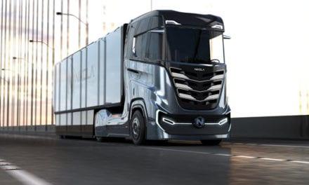 Nikola Launches Hydrogen-Electric Truck for European Market