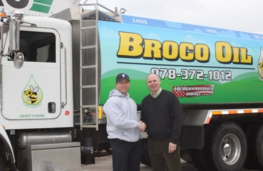"""NBB: Biodiesel-Powered Vehicles """"Wrapped"""" Just in Time for Christmas"""
