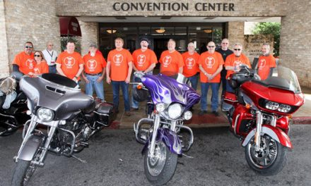 """OESP Raises More Than $20,000 at the Spring """"Care to Ride"""""""