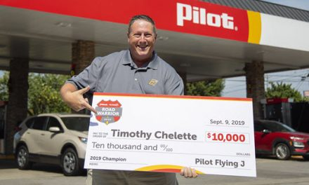 Pilot Flying J Announces $10,000 Grand Prize Winner of 2019 Road Warrior Contest