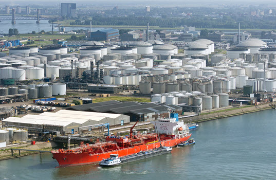 EIA: The United States Now Exports Crude Oil to More Destinations than it Imports from