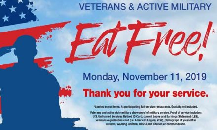 TravelCenters of America Invites All Active-Duty and Veteran Military to Eat Free on Veterans Day